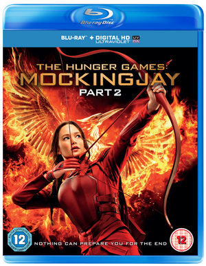 The Hunger Games: Mockingjay - Part 2 (2015) (Blu-ray) (with Digital HD UltraViolet Copy) (Retail Only)