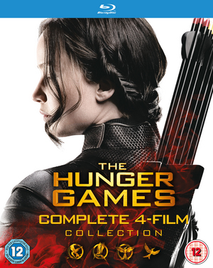 The Hunger Games: Complete 4-film Collection (2015) (Blu-ray) (Box Set) (Retail Only)