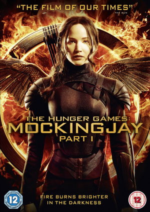 The Hunger Games: Mockingjay - Part 1 (2014) (Blu-ray) (Rental)