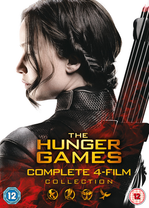 The Hunger Games: Complete 4-film Collection (2015) (Box Set) (Retail Only)