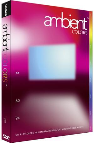 Ambient Colours (2010) (Retail / Rental)
