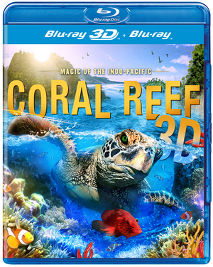 Coral Reef (Blu-ray) (3D Edition with 2D Edition) (Retail / Rental)