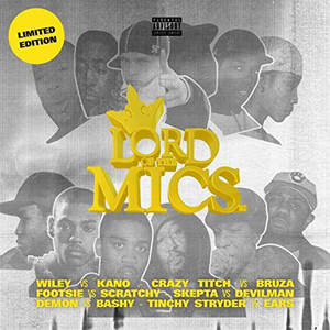 Lord of the Mics I & II (Retail Only)