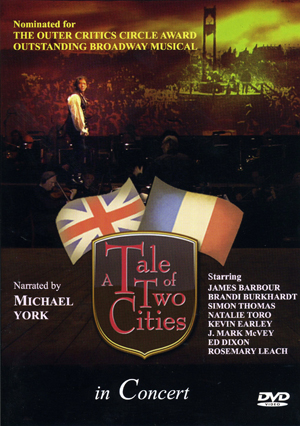 A Tale of Two Cities - in Concert (2008) (Retail Only)