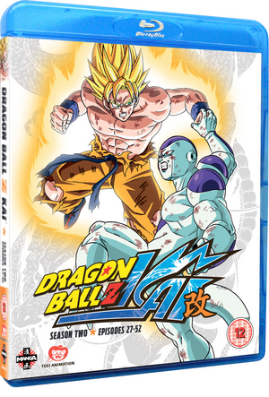 Dragon Ball Z KAI: Season 2 (2010) (Blu-ray) (Retail / Rental)