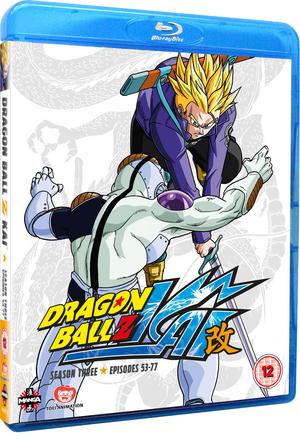 Dragon Ball Z KAI: Season 3 (Blu-ray) (Retail / Rental)