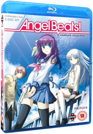 Angel Beats: Complete Series (2010) (Blu-ray) (Retail / Rental)