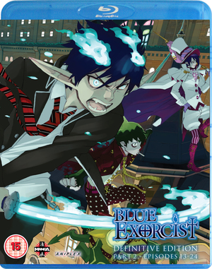 Blue Exorcist: Part 2 (2011) (Blu-ray) (Retail / Rental)