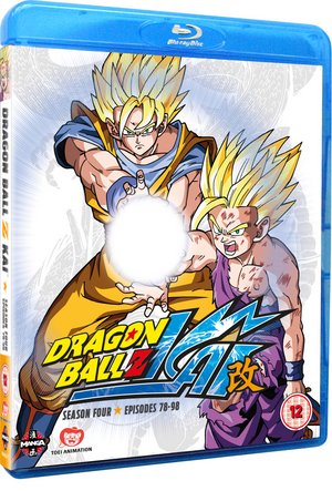 Dragon Ball Z KAI: Season 4 (Blu-ray) (Retail / Rental)
