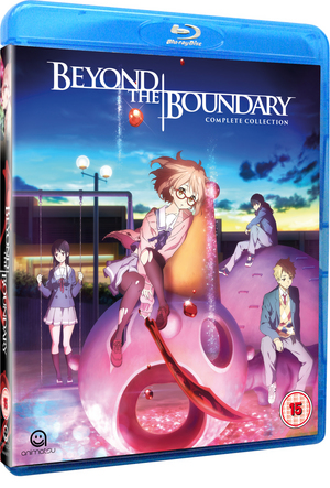 Beyond the Boundary: Complete Season Collection (2013) (Blu-ray) (Retail / Rental)