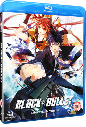 Black Bullet: Complete Season Collection (2013) (Blu-ray) (Retail / Rental)