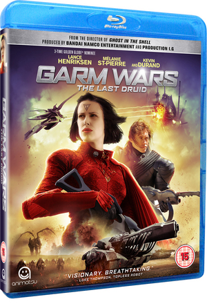 Garm Wars - The Last Druid (2015) (Blu-ray) (Retail / Rental)