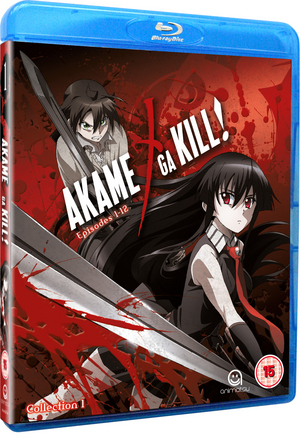 Akame Ga Kill: Collection 1 (2014) (Blu-ray) (Retail / Rental)