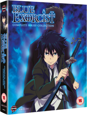 Blue Exorcist: Complete Series Collection (2011) (Blu-ray) (Retail / Rental)