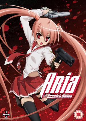 Aria the Scarlet Ammo (2011) (Retail / Rental)