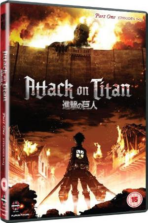 Attack On Titan: Part 1 (2013) (Retail / Rental)
