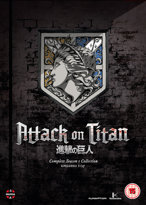 Attack On Titan: Complete Season One Collection (2013) (Retail / Rental)