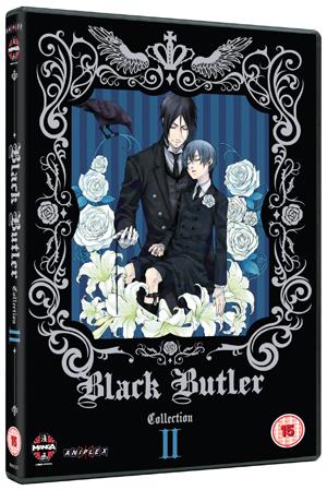 Black Butler: Series 1 - Part 2 (2009) (Deleted)