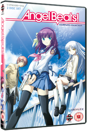 Angel Beats: Complete Series (2010) (Retail / Rental)