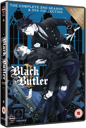 Black Butler: Complete Series 2 (2010) (Retail / Rental)