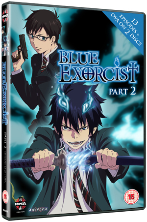 Blue Exorcist: Part 2 (2011) (Deleted)