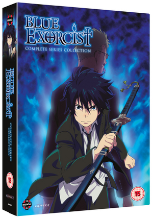 Blue Exorcist: Complete Series Collection (2011) (Retail / Rental)