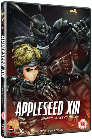 Appleseed XIII: Complete Series Collection (2011) (Retail / Rental)
