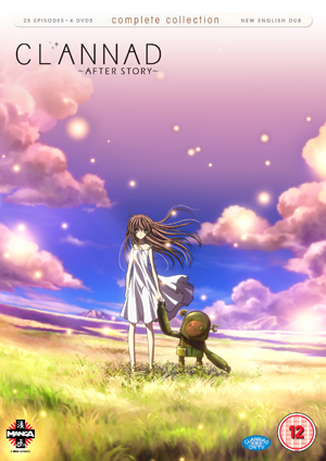 Clannad - After Story: The Complete Series (2009) (Retail / Rental)