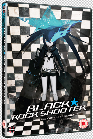 Black Rock Shooter: The Complete Series (2012) (Retail / Rental)