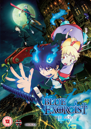 Blue Exorcist: The Movie (2012) (Retail / Rental)
