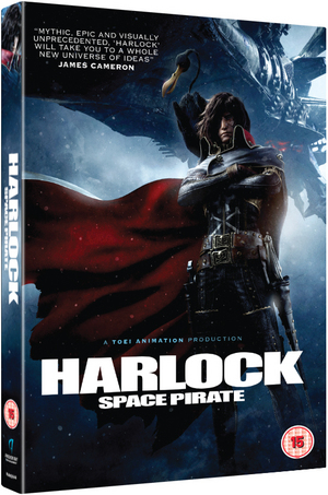 Harlock Space Pirate (2013) (Retail / Rental)