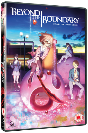 Beyond the Boundary: Complete Season Collection (2013) (Retail / Rental)