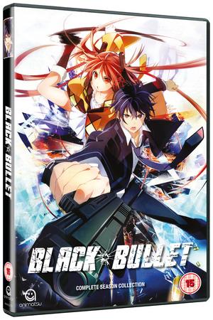 Black Bullet: Complete Season Collection (2013) (Retail / Rental)