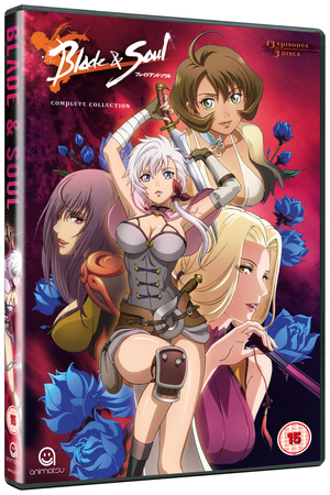 Blade and Soul: Complete Season Collection (2014) (Retail / Rental)