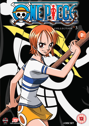 One Piece: Collection 3 (1999) (Retail / Rental)