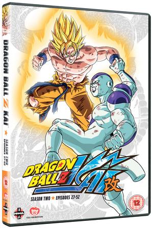 Dragon Ball Z KAI: Season 2 (2010) (Retail / Rental)