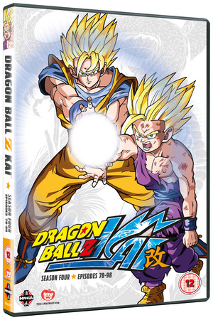 Dragon Ball Z KAI: Season 4 (Retail / Rental)
