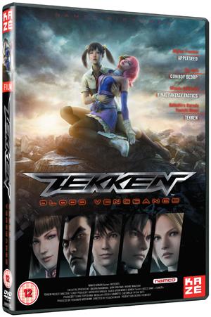 Tekken: Blood Vengeance (2011) (Retail / Rental)