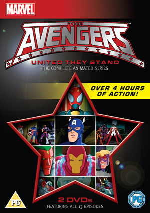 The Avengers (Animated): The Complete Series (1999) (Retail / Rental)