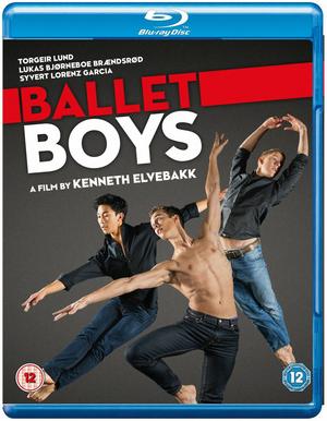 Ballet Boys (2014) (Blu-ray) (Retail / Rental)