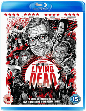 Birth of the Living Dead (2013) (Blu-ray) (Retail / Rental)