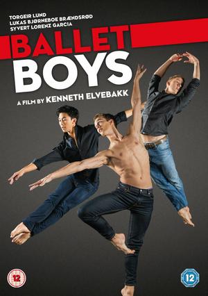 Ballet Boys (2014) (Retail / Rental)