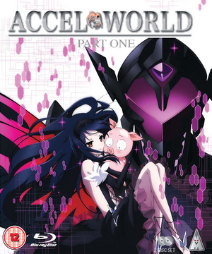 Accel World: Part 1 (2012) (Blu-ray) (Retail / Rental)