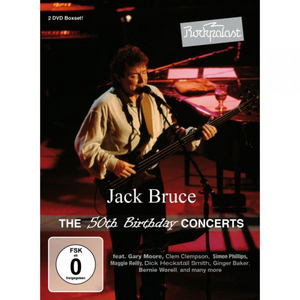 Jack Bruce: The 50th Birthday Concerts (1993) (Retail Only)