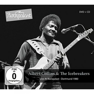 Albert Collins and the Icebreakers: Live at Rockpalast (1980) (with CD) (Retail Only)