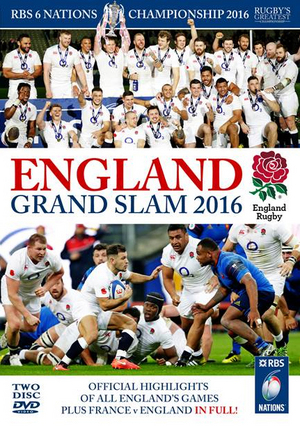 RBS Six Nations Championship: 2016 - England Grand Slam (2016) (Retail / Rental)