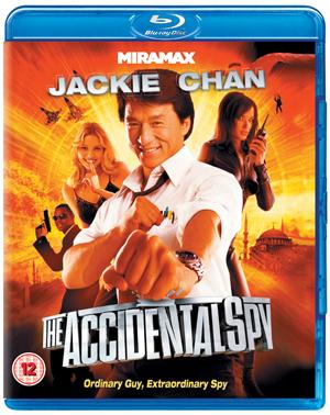 The Accidental Spy (2001) (Blu-ray) (Retail / Rental)