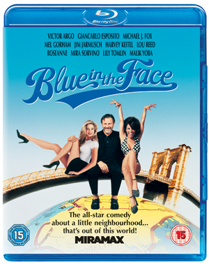 Blue in the Face (1995) (Blu-ray) (Retail / Rental)