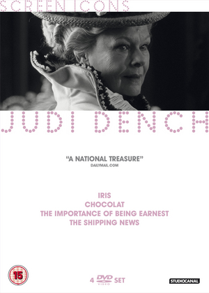 Screen Icons: Judi Dench (2002) (Retail Only)