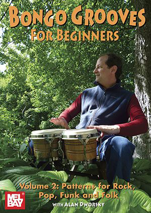 Alan Dworsky: Bongo Grooves for Beginners (2011) (Retail Only)